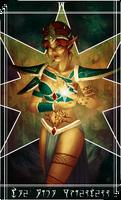 Almalexia, The High Priestess by AredheelMahariel
