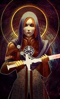 Leliana - Queen of Swords by AredheelMahariel