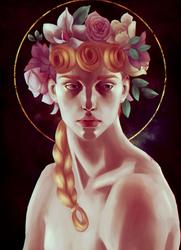 Giorno Giovanna by AredheelMahariel