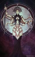 Mephala, the Wheel of Fortune