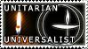 Unitarian Universalist stamp by LadyZolstice