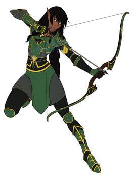DAO - Archery WIP