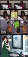 Post-Its - Comic by LadyZolstice