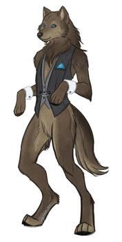 Werewolf in a Waistcoat