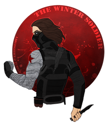 Marvel - The Winter Soldier