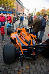 f1 racer by magnusandersson