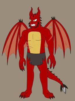 Dragos the Dragon Demon