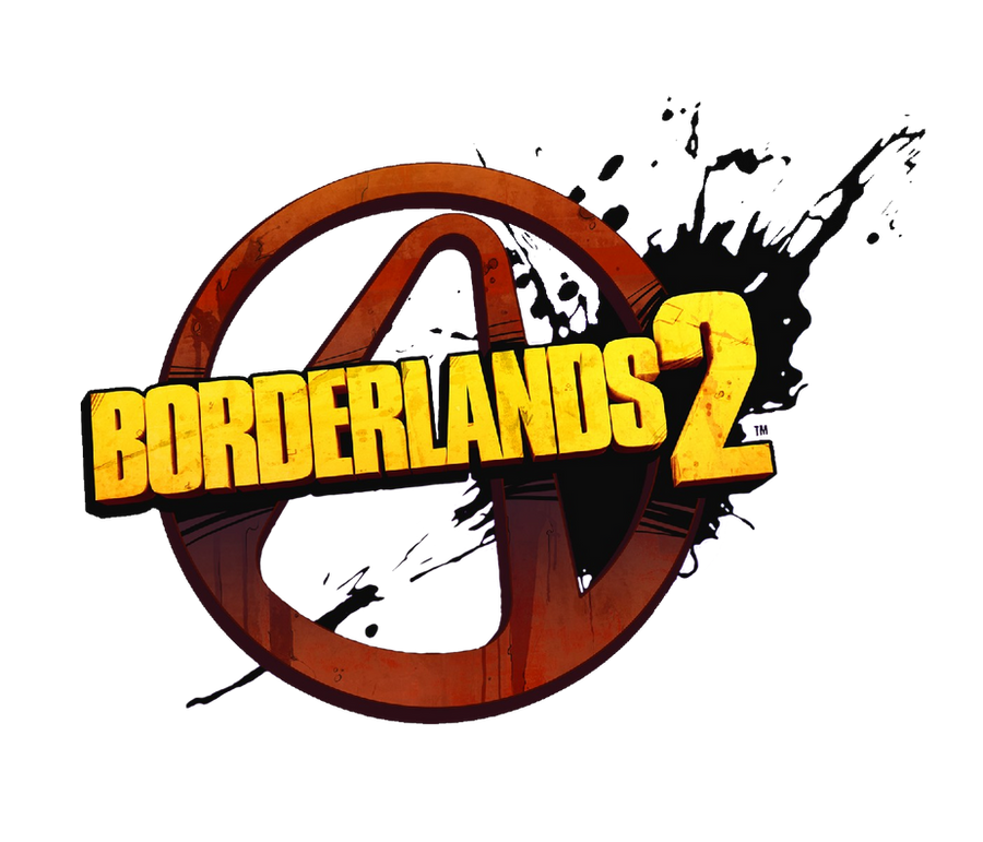 Borderlands 2 logo Render by CodyAWilliams on DeviantArt