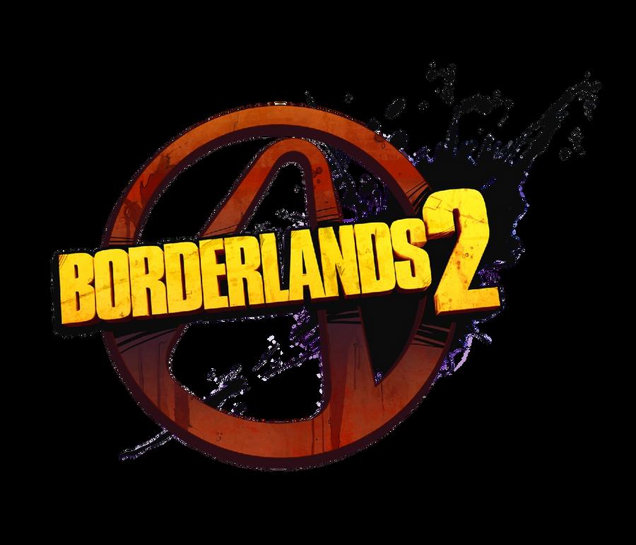 Borderlands 2 logo Render by CodyAWilliams on DeviantArt