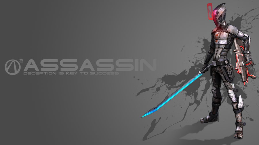 Borderlands 2 assassin wallpaper by codyawilliams on deviantart borderlands 2 assassin wallpaper by codyawilliams voltagebd Image collections