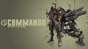 Borderlands 2 Commando Wallpaper