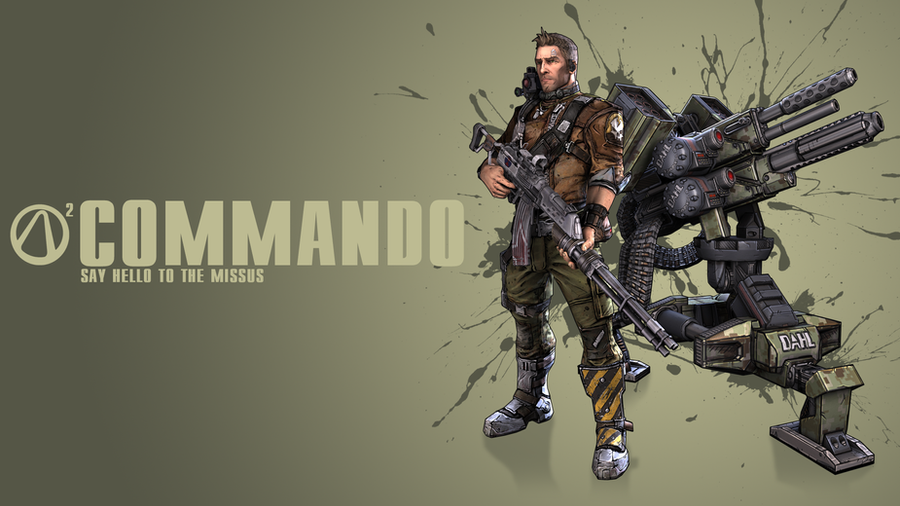 Borderlands 2 commando wallpaper by codyawilliams on deviantart borderlands 2 commando wallpaper by codyawilliams voltagebd Image collections