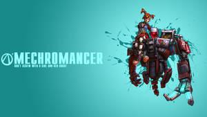Borderlands 2 Mechromancer Wallpaper