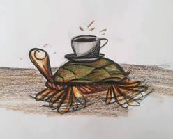 Alternative Coffee Server