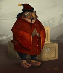 Toad trader