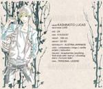 OC Kashimoto Lucas - Profile