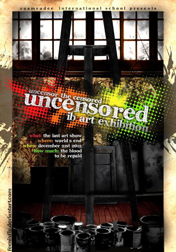 Uncensored by feenixfly