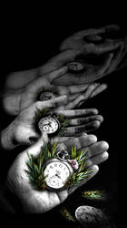 Letting go of time...