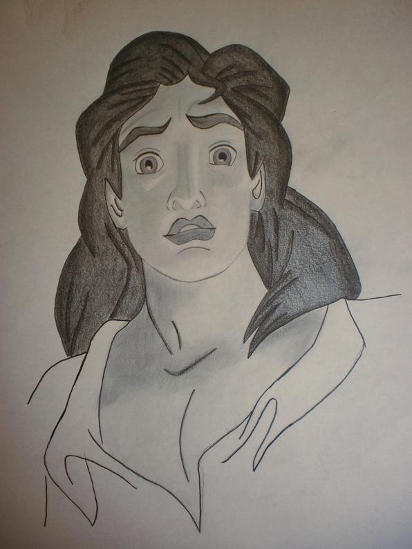 Prince Adam Beauty Of The Beast By Enchantedbluerose On Deviantart