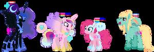 [MLP NG] PinkieZephDanceMoon