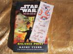 Star Wars BB-8 Droid Cross-Stitch Bookmark