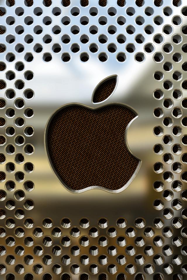 Apple Mesh by cjfish