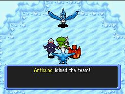 Recruiting Articuno by alfier15000