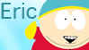 Cartman stamp by Tori100