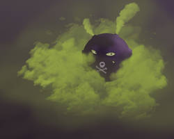 Koffing by SebiTheLost