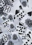 Playing card stock background