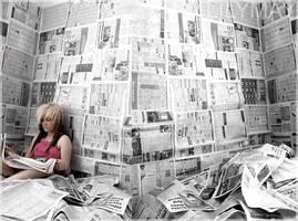 Deep reading. by ellemm