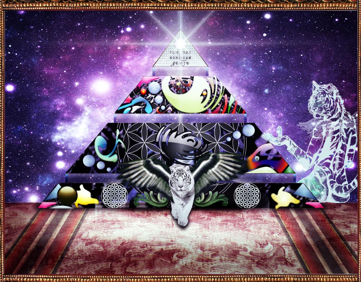 Great Death Conquering III by Reyes-Ricardo