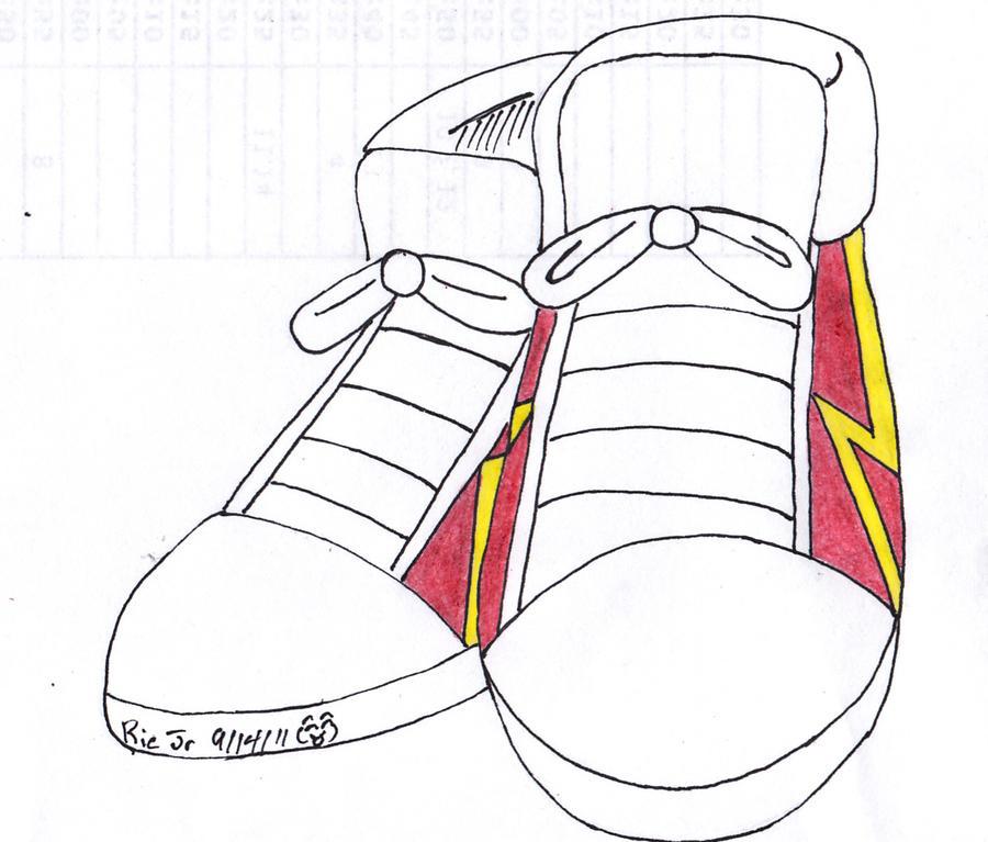 Misty 39 s sneakers by dafootclan on deviantart - Pokemon misty feet ...