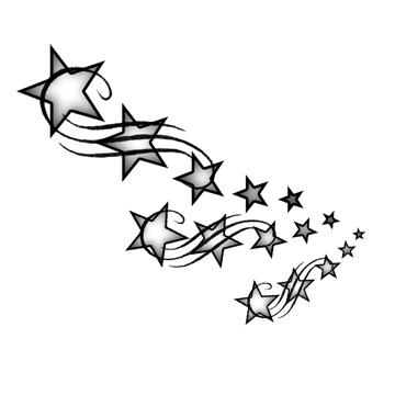 shooting stars by likklemstwinkle on deviantart. Black Bedroom Furniture Sets. Home Design Ideas