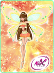WINX:Star Enchantix Card