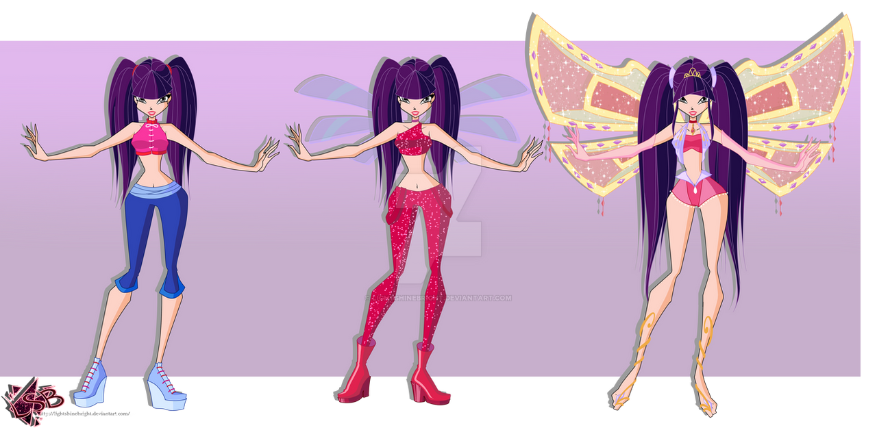 WINX: Next Gen Sona (Musa-Riven's Daughter) by ...