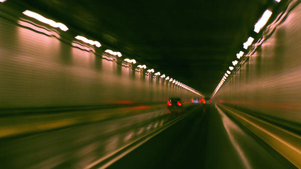 The Allegheny Tunnel by jlawrencem