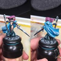 Alastriel (Elf Sorceress - Reaper Bones)