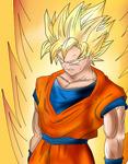 Goku Stance