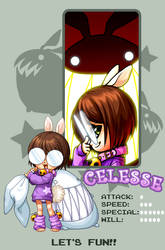 devID 06 - PIXUL FIGHTAHOH by celesse