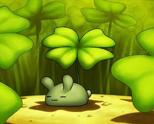 Lucky Bunny by celesse