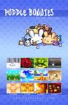Puddle Bunnies Calendar