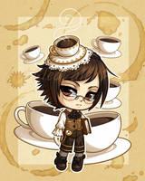 Coffee-kun by celesse