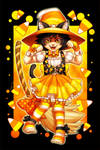 Candycorn Witch