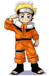 Naruto-kun by celesse