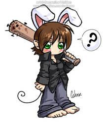 Bunny bopper by celesse