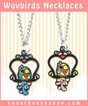 Wuvbirds Necklaces