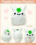 Puddle Bunny Plush