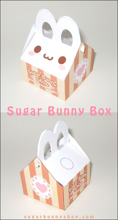 Sugar Bunny Box by celesse