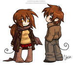 Kari and Kenji